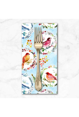 Christmas Collection Love at Frost Sight, Love at First Frost, Dinner Napkin