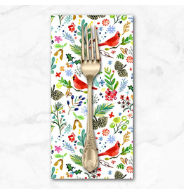 Christmas Collection Love at Frost Sight, Cardinal Rule, Dinner Napkin