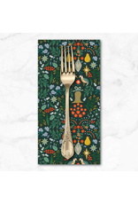 Christmas Collection Holiday Classics, Partridge in Evergreen, Dinner Napkin