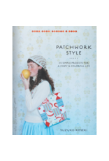 C&T Publishing Patchwork Style - 35 Simple Projects for a Cozy & Colorful Life