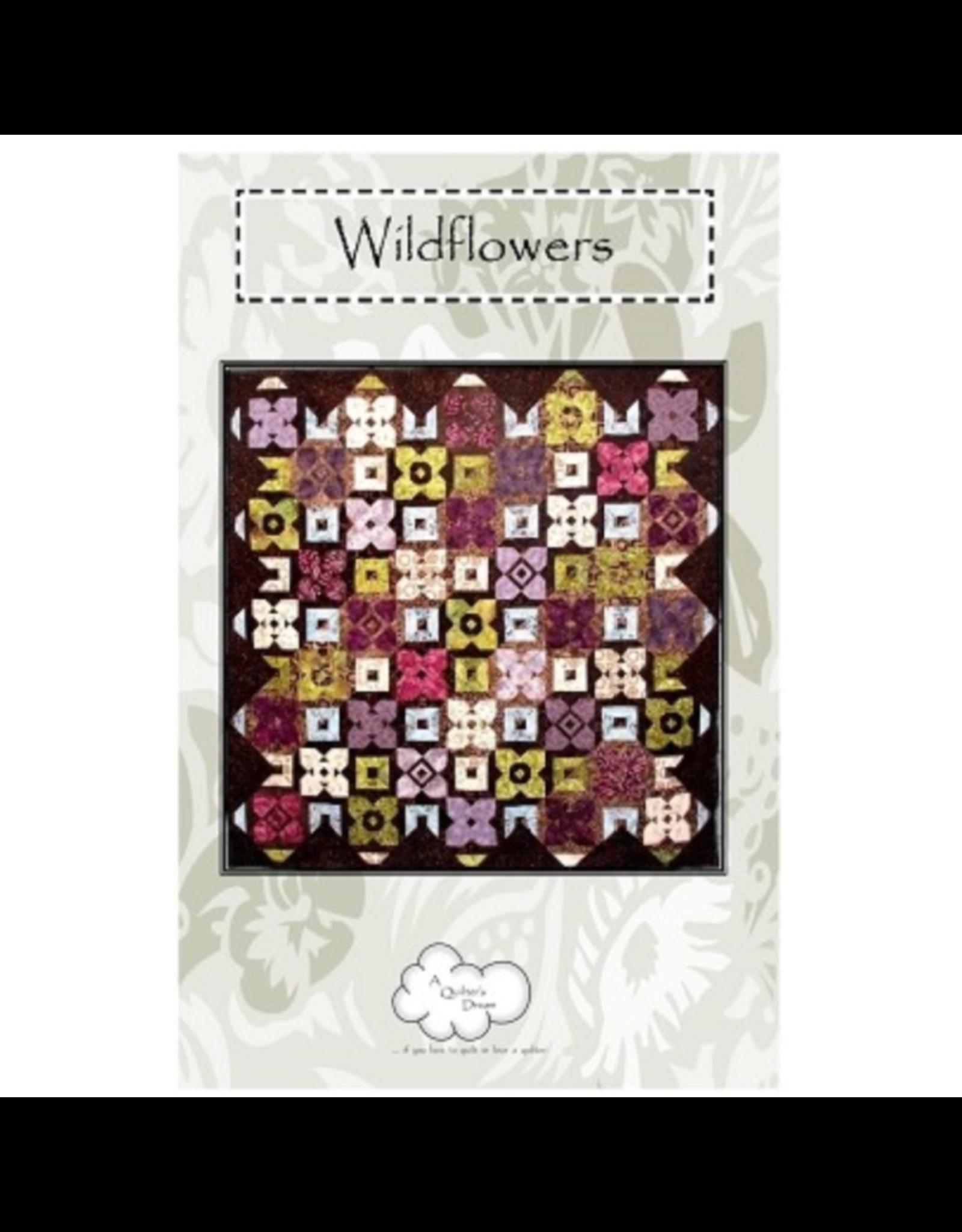 Picking Daisies Wildflowers Quilt Pattern