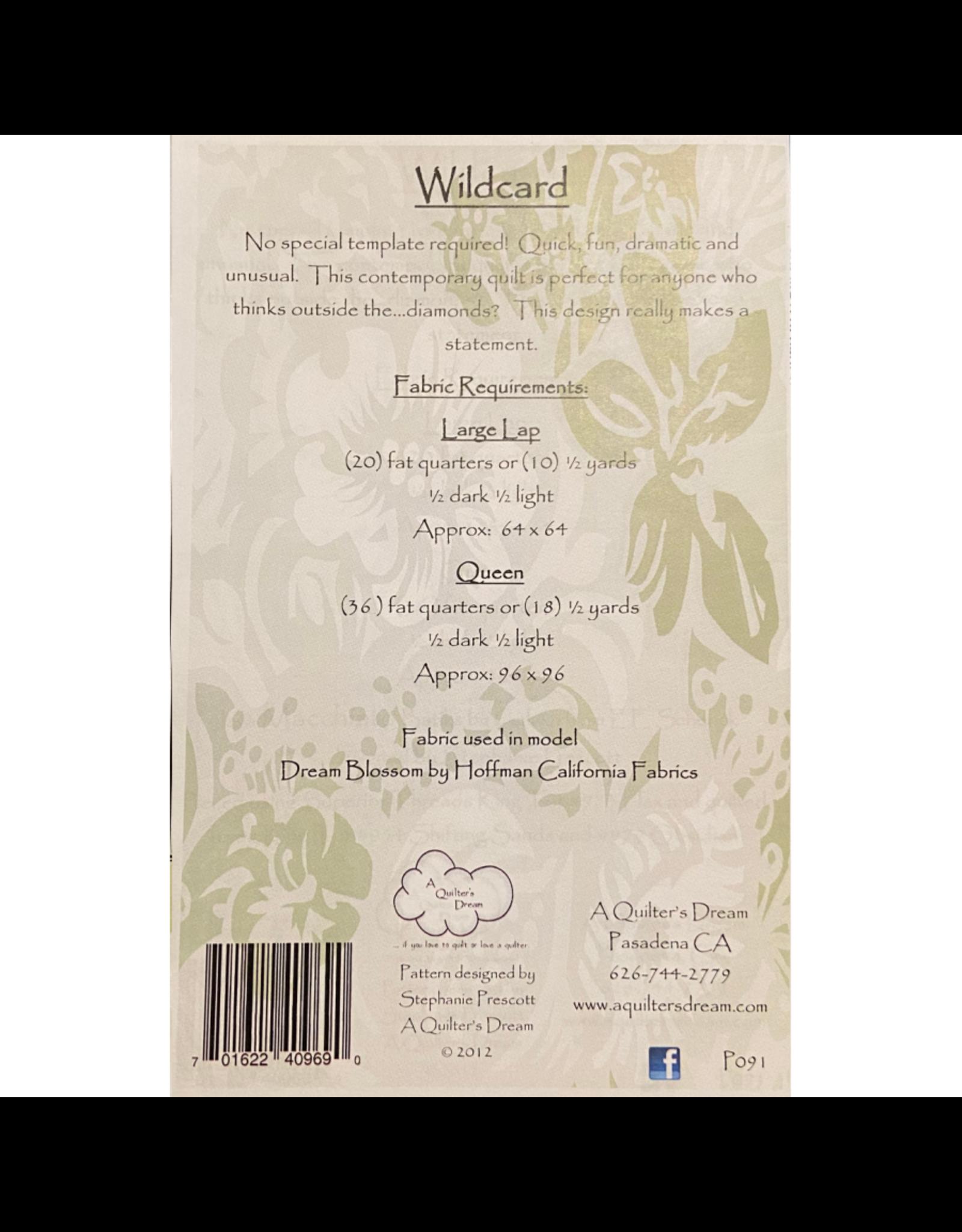 Picking Daisies Wildcard Quilt Pattern