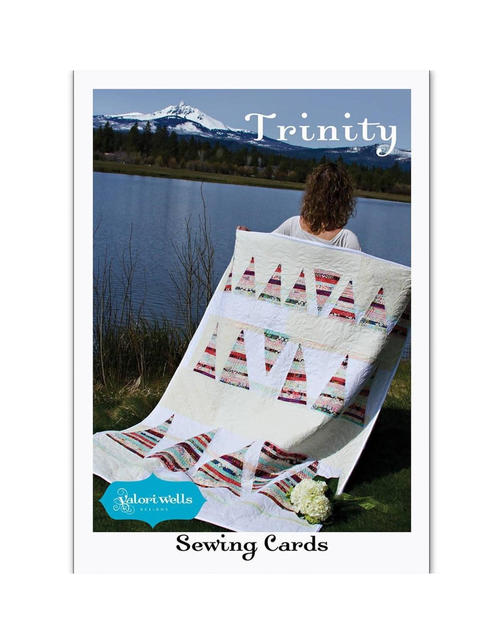 Valori Wells Trinity Quilt Pattern