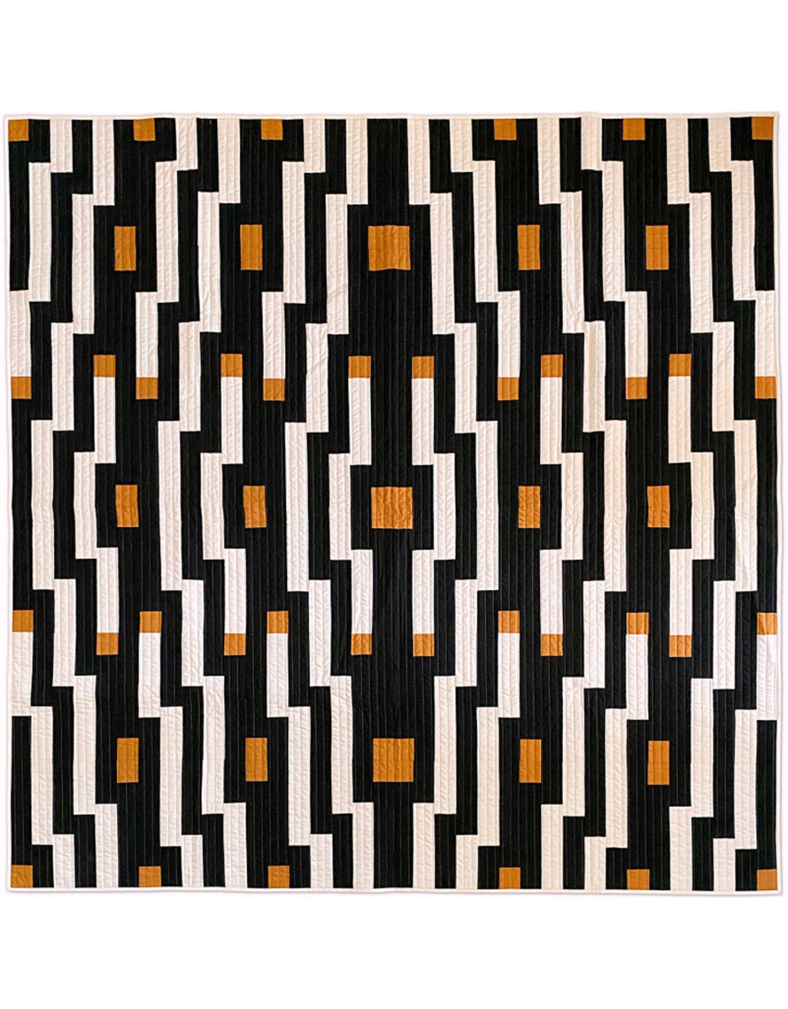 Miss Make Gamma Quilt Pattern