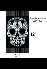 "Libs Elliott The Watcher,  24""x42"" Fabric Panel"