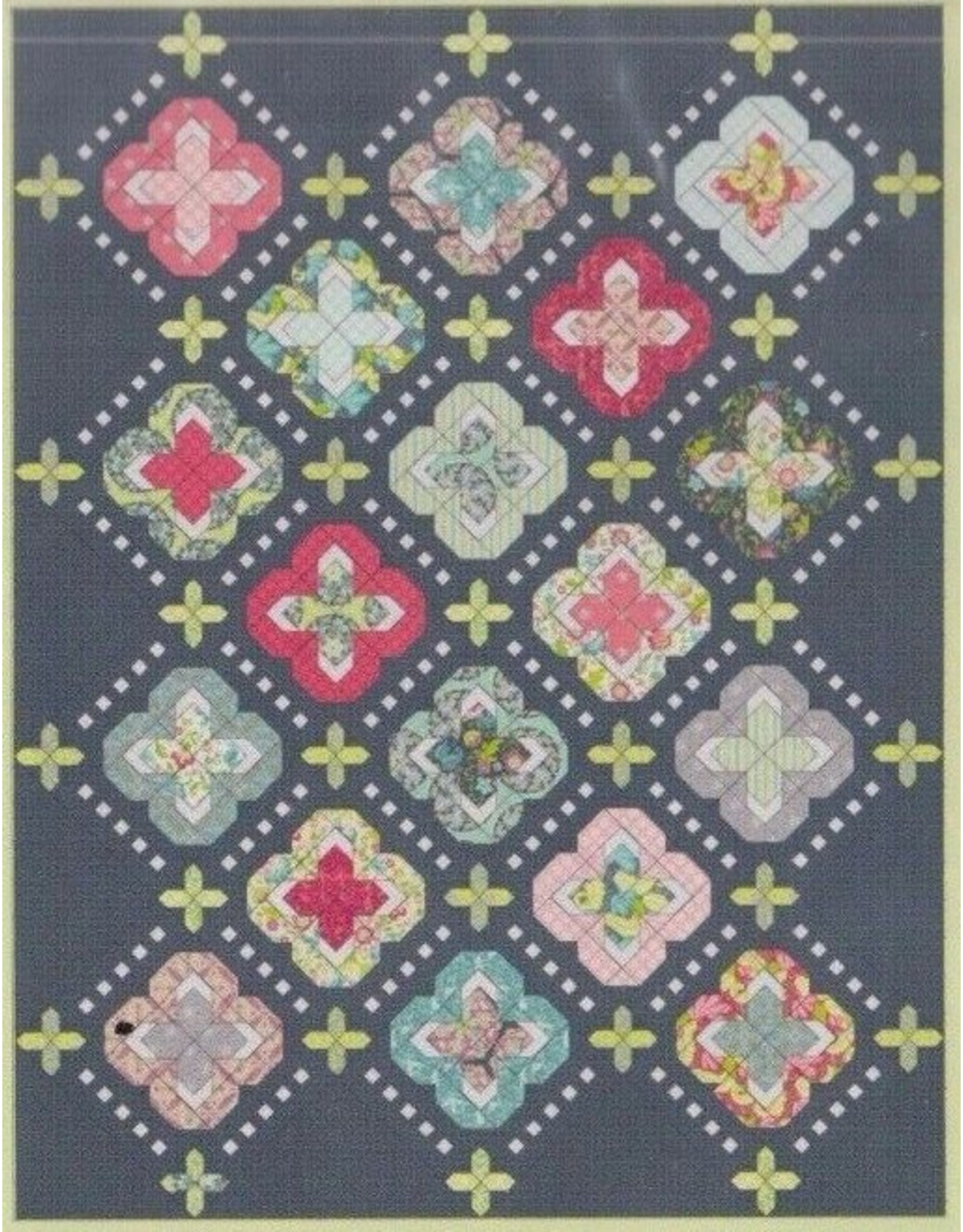 Amanda Murphy Design Posies Quilt Pattern