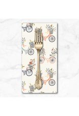 PD's RJR Collection Summer in the Cotswolds, Evening Ride in Paradise, Dinner Napkin