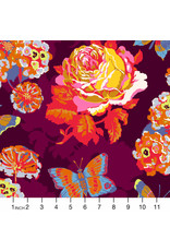 PD's Anna Maria Horner Collection Love Always AM, Clippings in Lush, Dinner Napkin