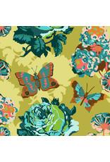Anna Maria Horner Love Always AM, Clippings in Lichen, Fabric Half-Yards