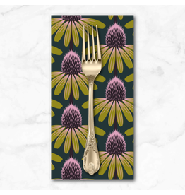 PD's Anna Maria Horner Collection Love Always AM, Echinacea in Seaweed, Dinner Napkin