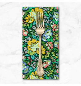 PD's Anna Maria Horner Collection Love Always AM, Overachiever in Forest, Dinner Napkin
