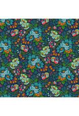Anna Maria Horner Love Always AM, Overachiever in Mystery, Fabric Half-Yards