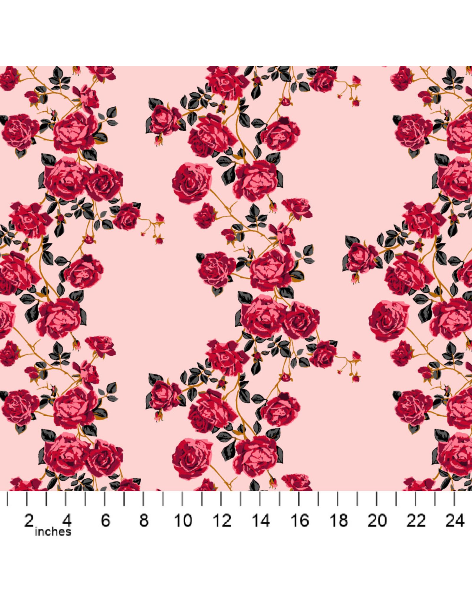 Anna Maria Horner Love Always AM, Social Climber in Perfume, Fabric Half-Yards