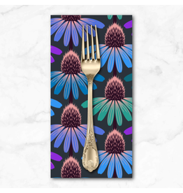 PD's Anna Maria Horner Collection Love Always AM, Echinacea Glow in Amethyst Dinner Napkin