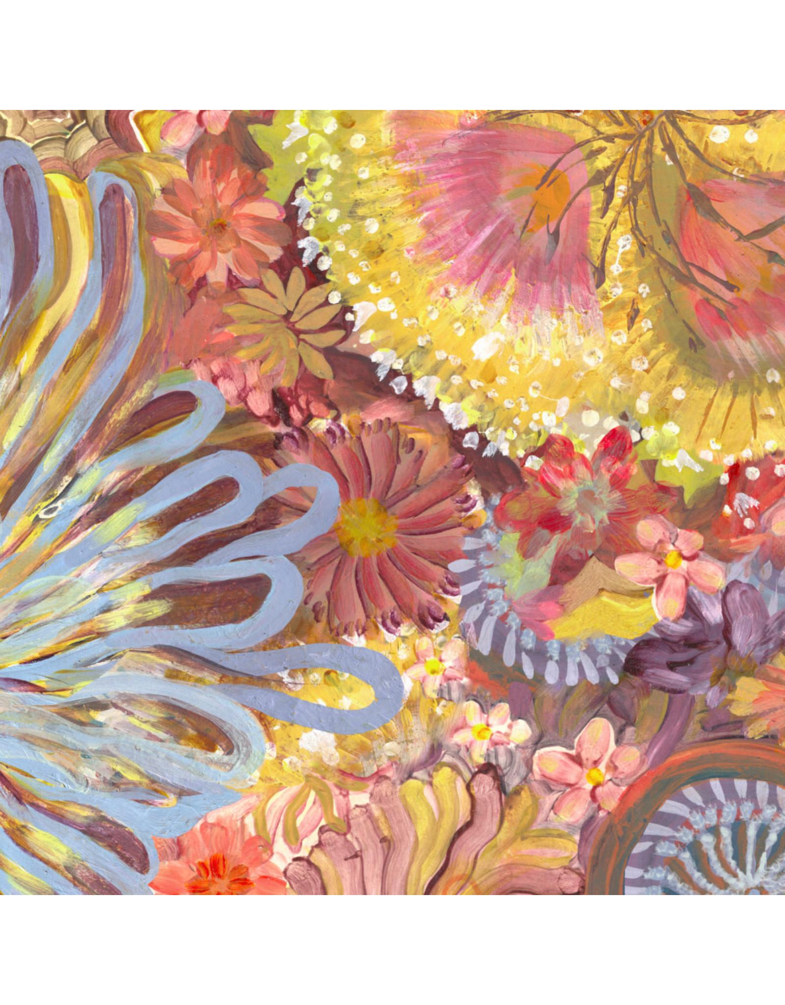 Free Spirit Stillness in Nature, Sunrise Shimmer in Multi, Fabric Half-Yards
