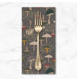 PD's RJR Collection Magical Night, Chanterelle in Greyhame, Dinner Napkin