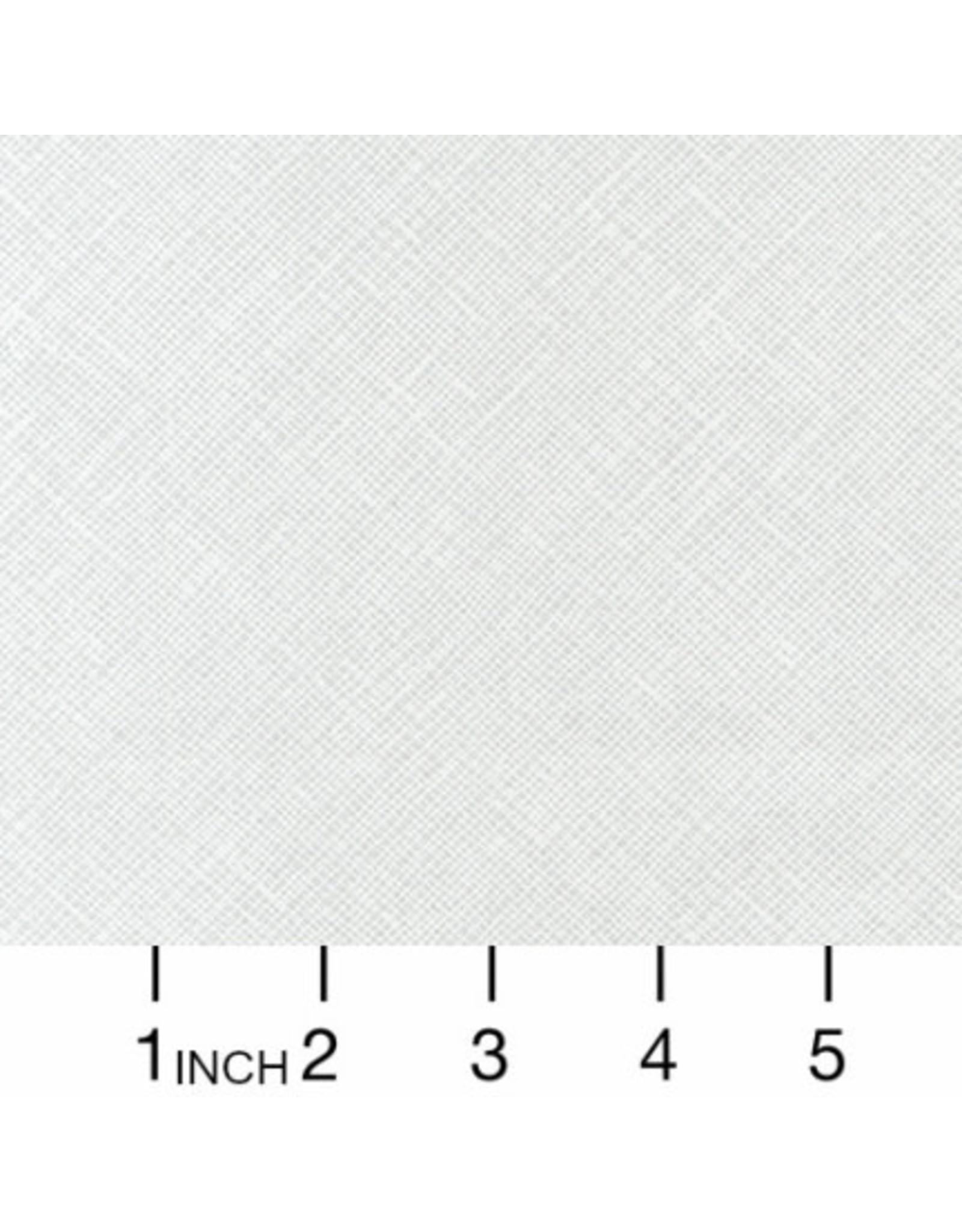 Carolyn Friedlander Architextures, Crosshatch in White on White, Fabric Half-Yards