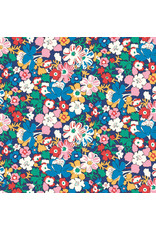 PD's Liberty of London Collection Liberty The Carnaby Collection, Westbourne Posy in Bohemian Brights, Dinner Napkin