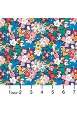 Liberty Fabrics Liberty The Carnaby Collection, Westbourne Posy in Bohemian Brights, Fabric Half-Yards