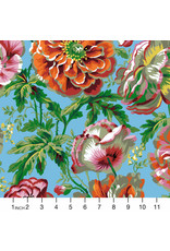 PD's Kaffe Fassett Collection Kaffe Collective 2021, Dorothy in Natural, Dinner Napkin