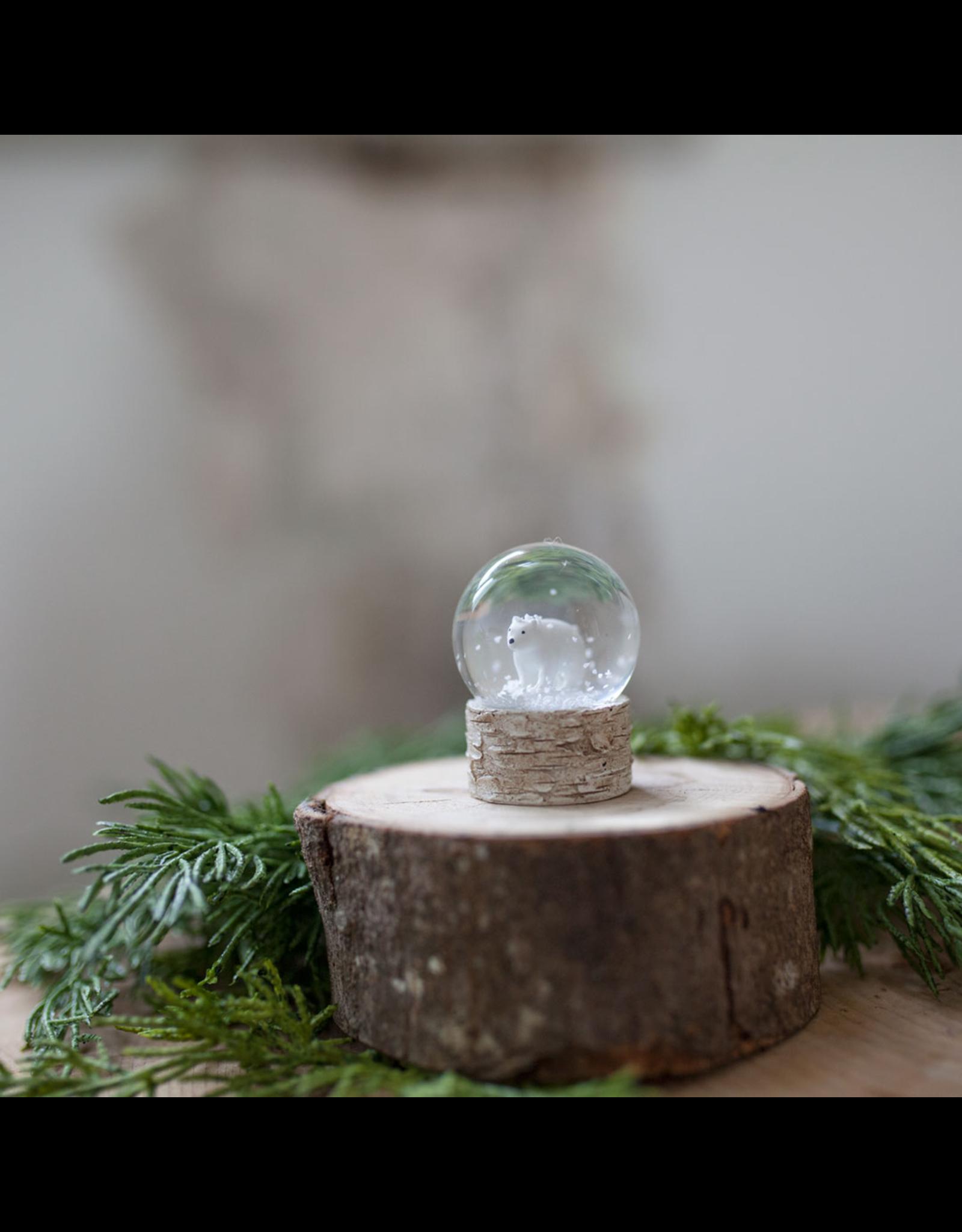 Mini Animal Snowglobe
