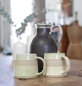 New Rustic Stoneware Mug
