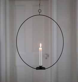 New Hanging Metal Candle Holder