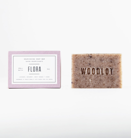 New Woodlot Soap Bar - Flora