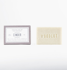 New Woodlot Soap Bar – Cinder