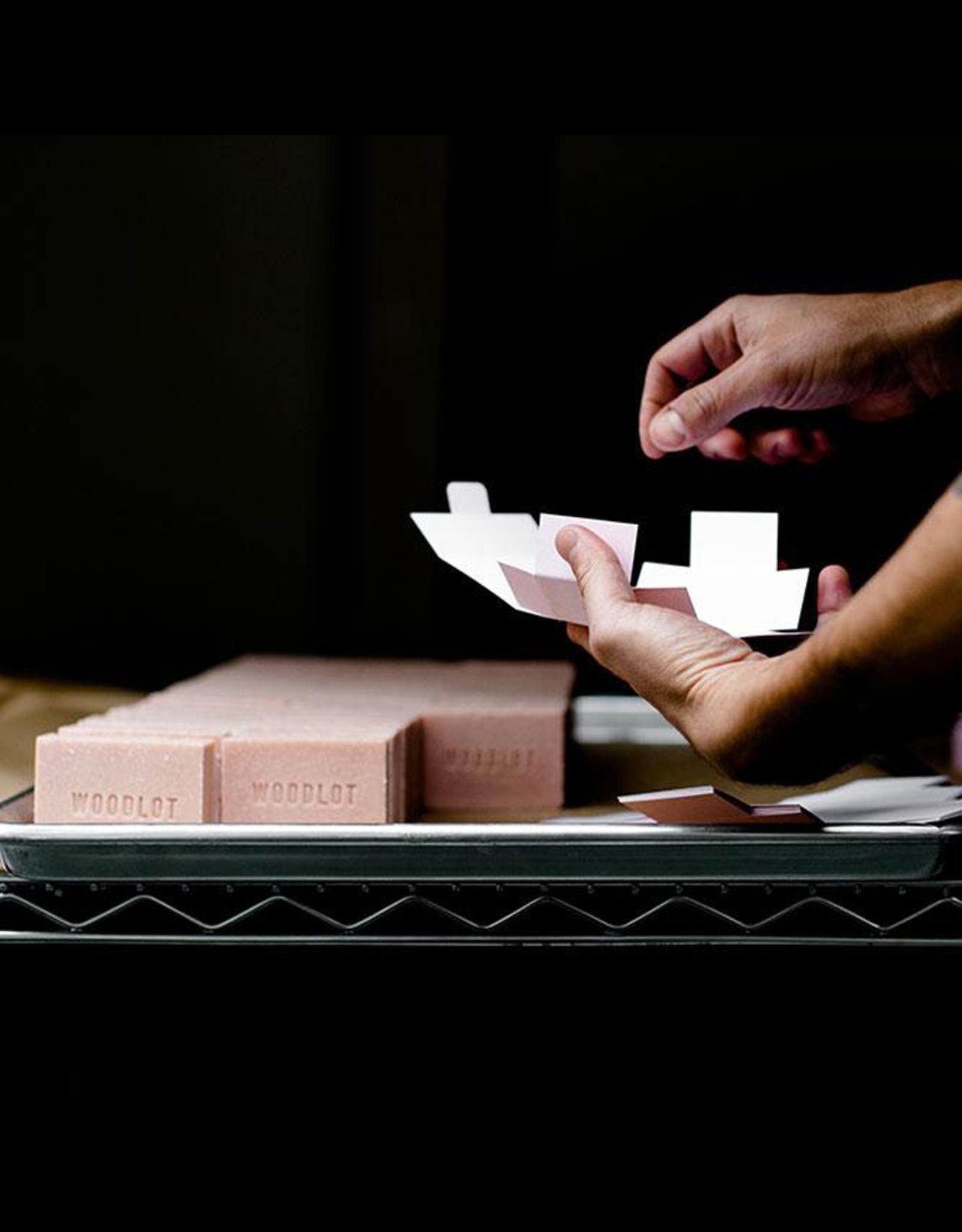 Woodlot Soap Bar – Cinder