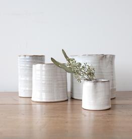 New Organic Ceramic Vase
