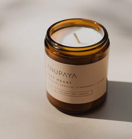 Handmade Anupaya Soy Candle - Take Heart