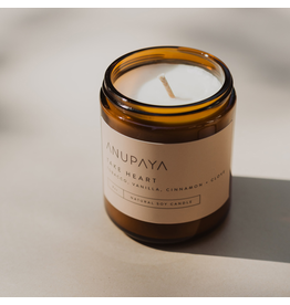 Anupaya Soy Candle - Take Heart