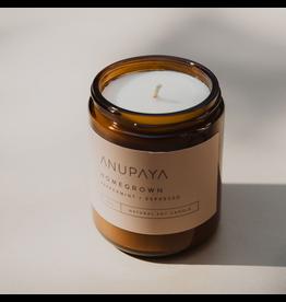 Anupaya Soy Candle - Homegrown