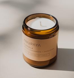 New Anupaya Soy Candle - Kinfolk