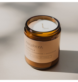 Anupaya Soy Candle - Kinfolk