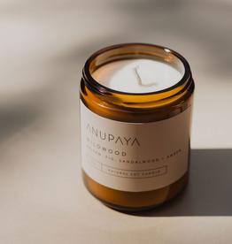 Handmade Anupaya Soy Candle - Wildwood