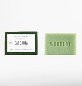 New Woodlot Soap Bar - Cascadia