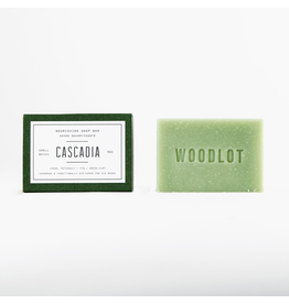 Woodlot Soap Bar - Cascadia