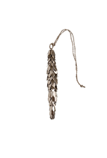 Metal Pinecone Ornament