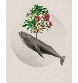 "New Print - ""It's Been A Whale"""