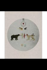 Print - Bureau Of Canadian Objects