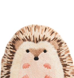 Handmade Embroidery Kit - Hedgehog