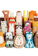 Handmade Embroidery Starter Kit - Bear