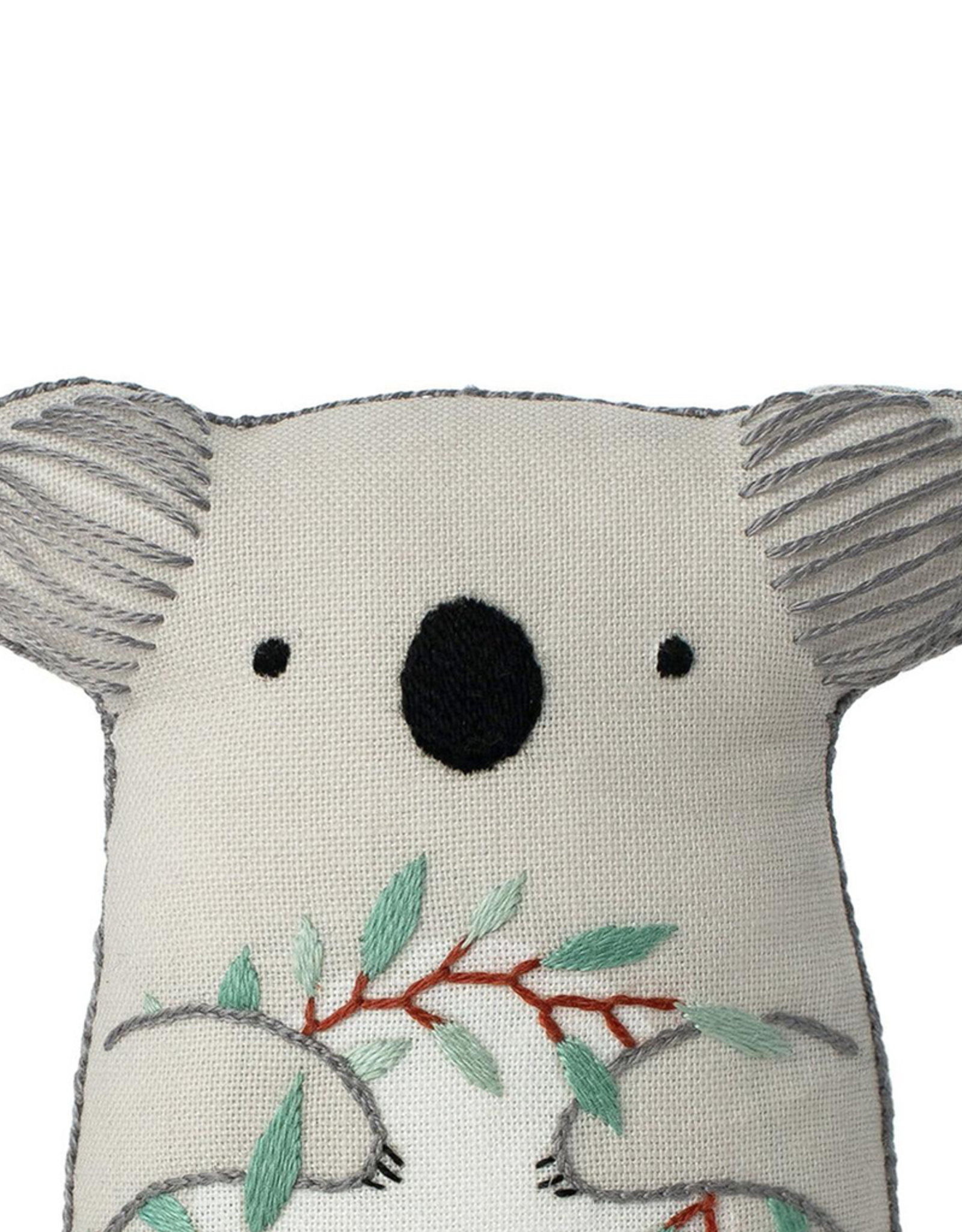 Handmade Embroidery Kit - Koala