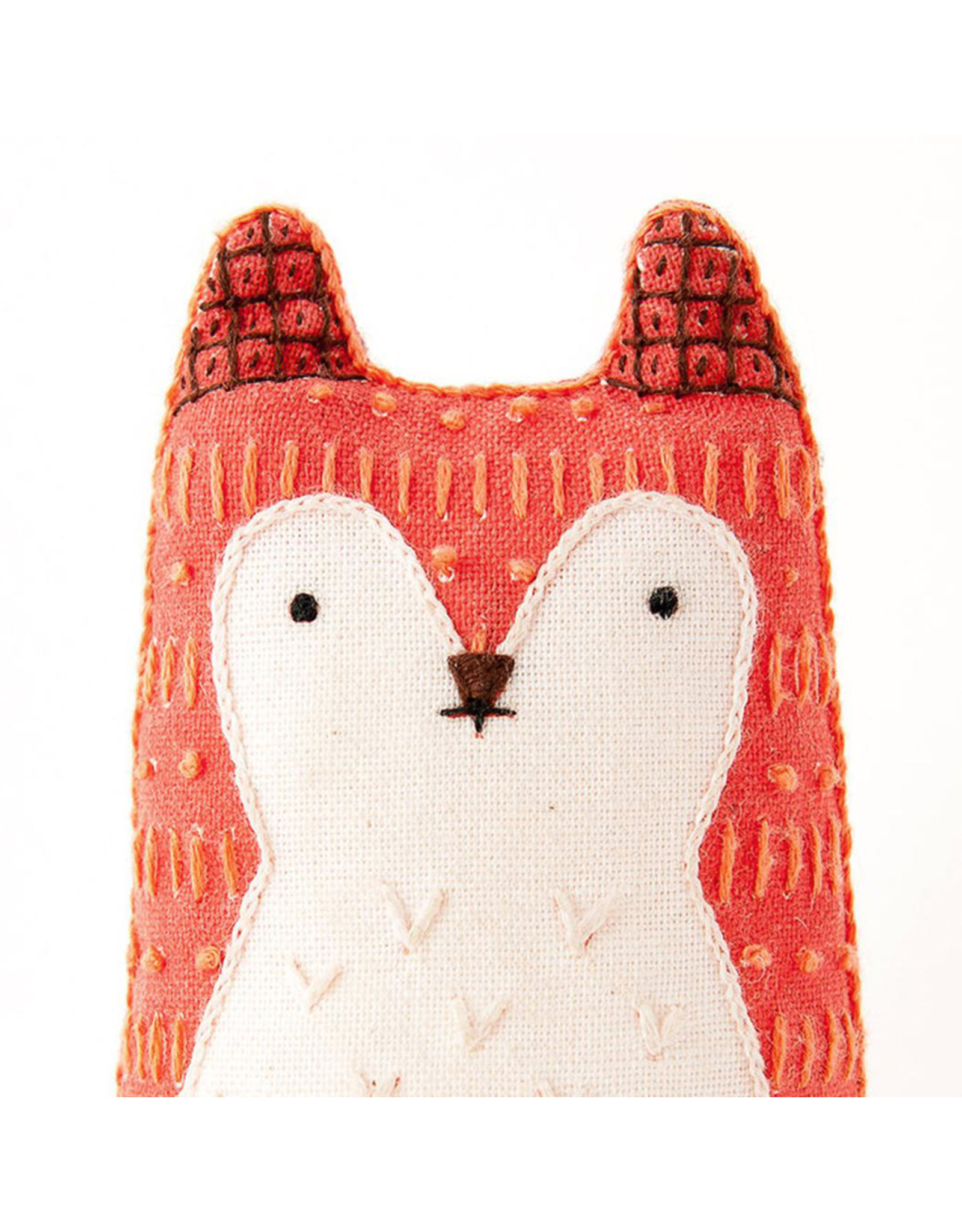 Embroidery Kit - Fox