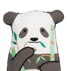 Handmade Embroidery Kit - Panda