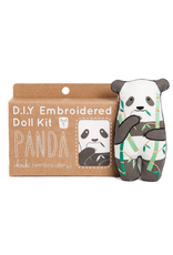 Embroidery Kit - Panda
