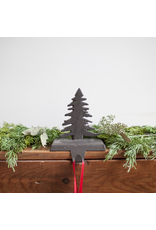 Fir Tree Stocking Holder