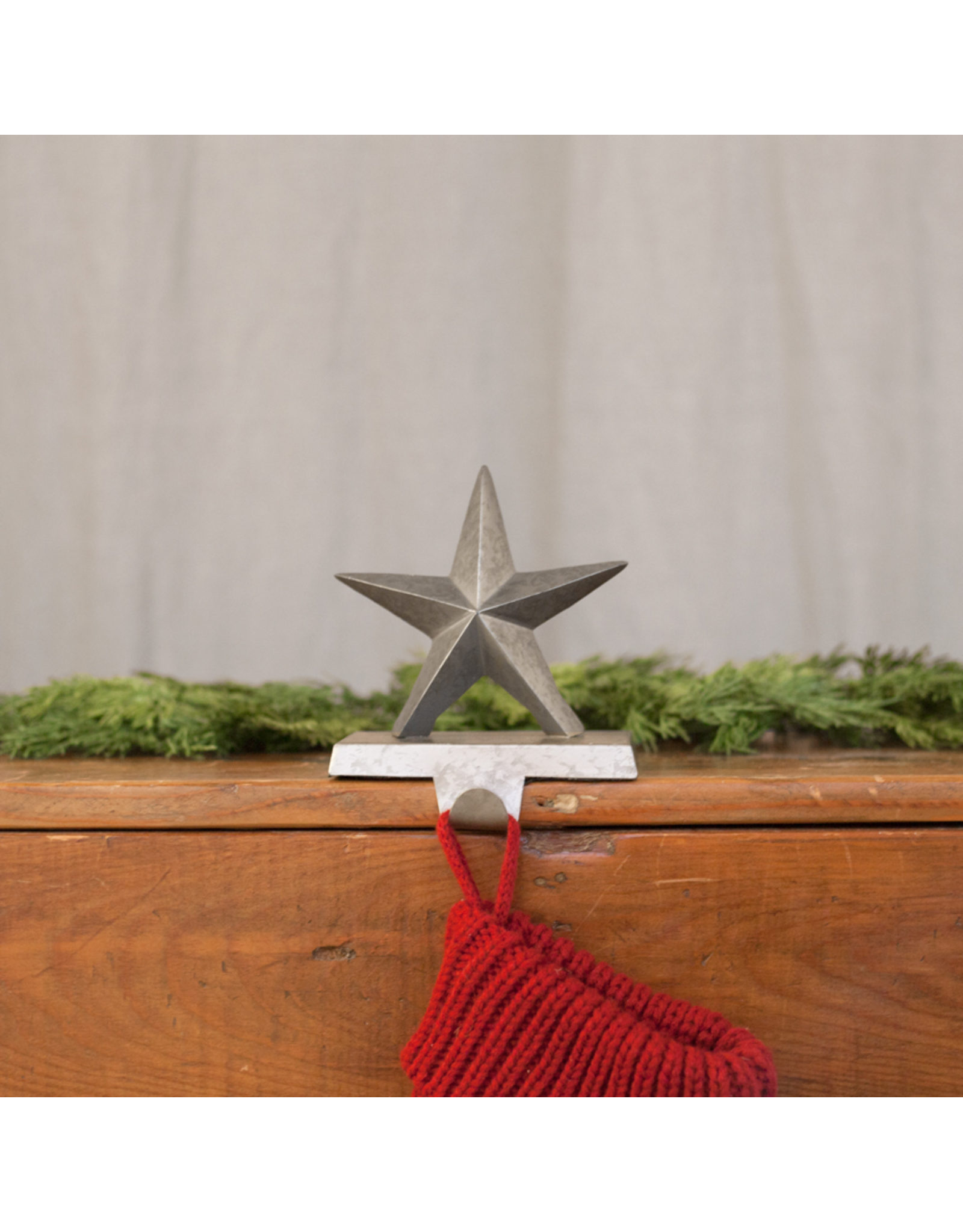 Star Stocking Holder